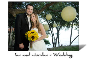 Ian and Jordan's Wedding Photography
