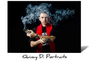 Quincy Davis Editorial Music Photography, Portland, Oregon