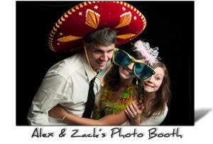 Alex-Zack-Photo Booth