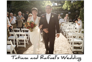 tatiana and rafael's wedding photography